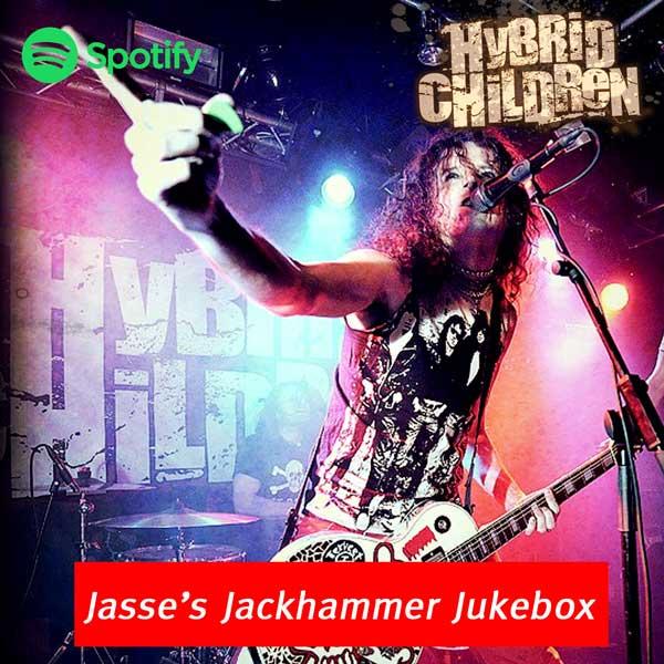 Jasse - Vocals & guitar